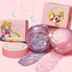 💕Colourpop × Sailor Moon Glitterly Obsessed Duo